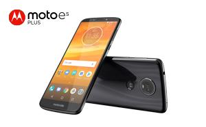 6 celulares Moto E5 plus
