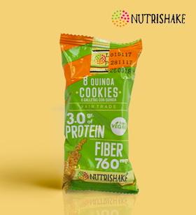 15 ganadores de packs de 12 galletas <strong>Nutrishake</strong>