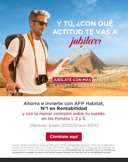 AFP Mayor Rentabilidad
